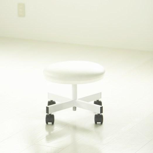 丸椅子 低